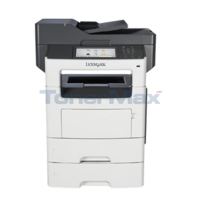 Lexmark MX611dte MFP